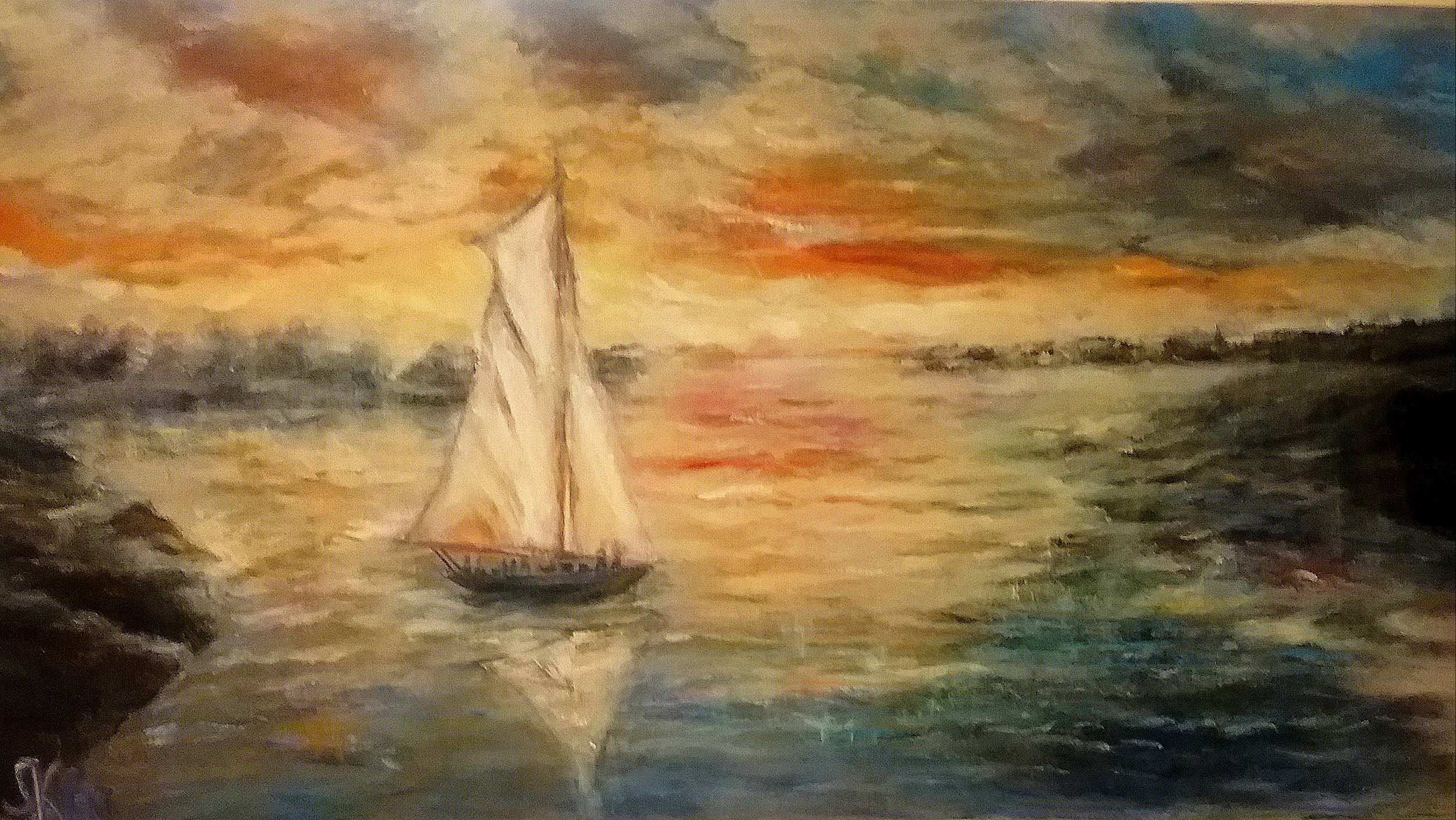 Laiva ja lasku
