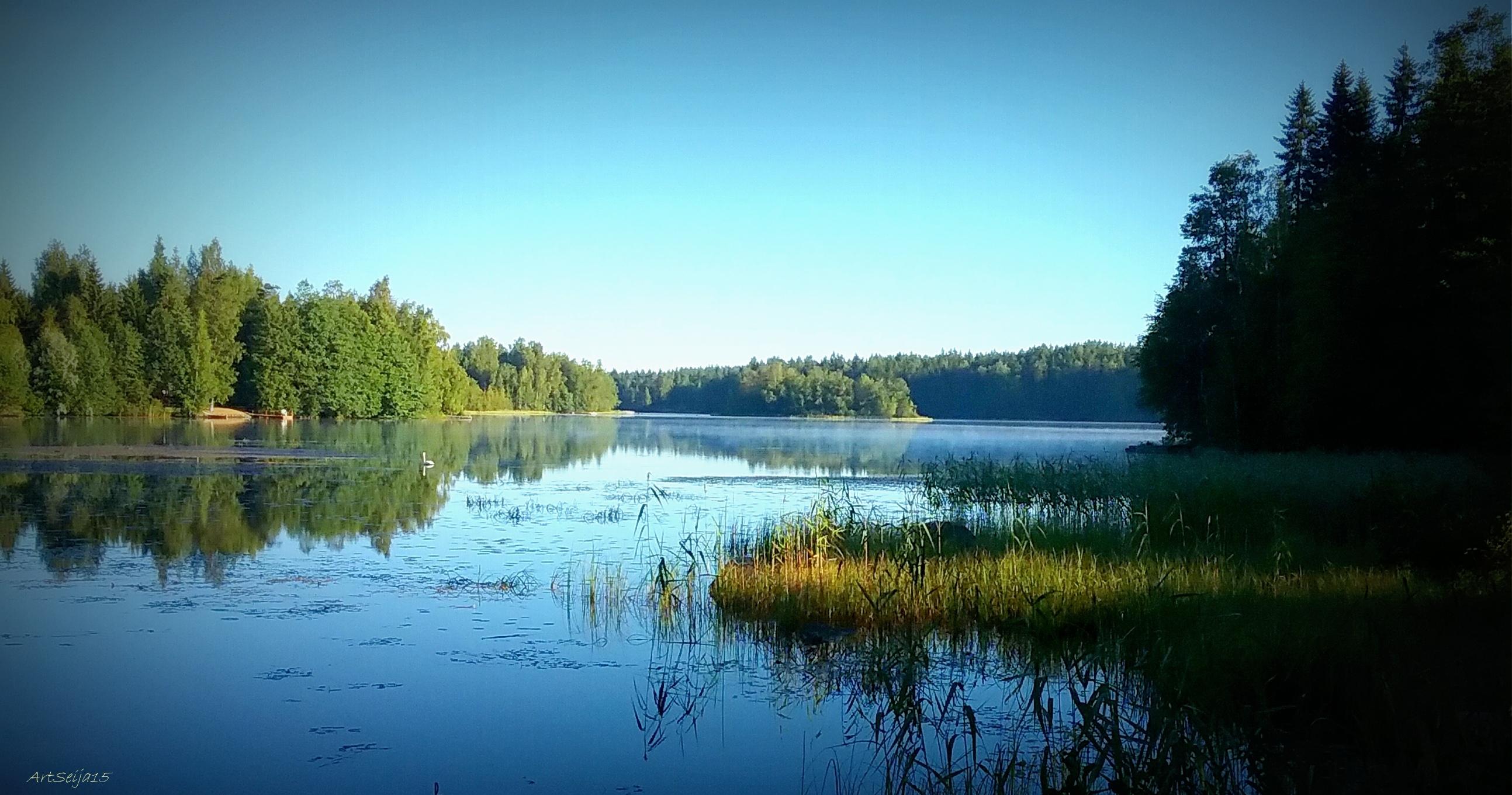 Mökkijärvellä: Lahmajärvi, Urjala
