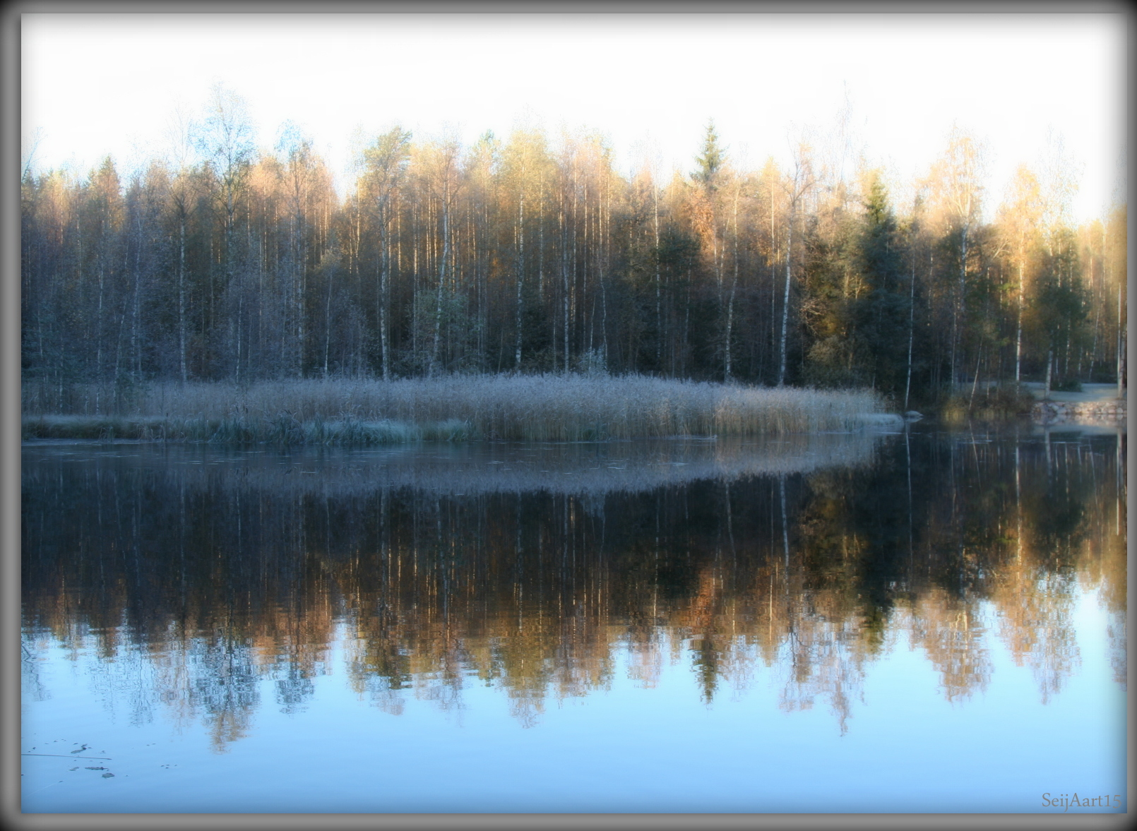 Vastaranta Lahmajärvellä, Urjala